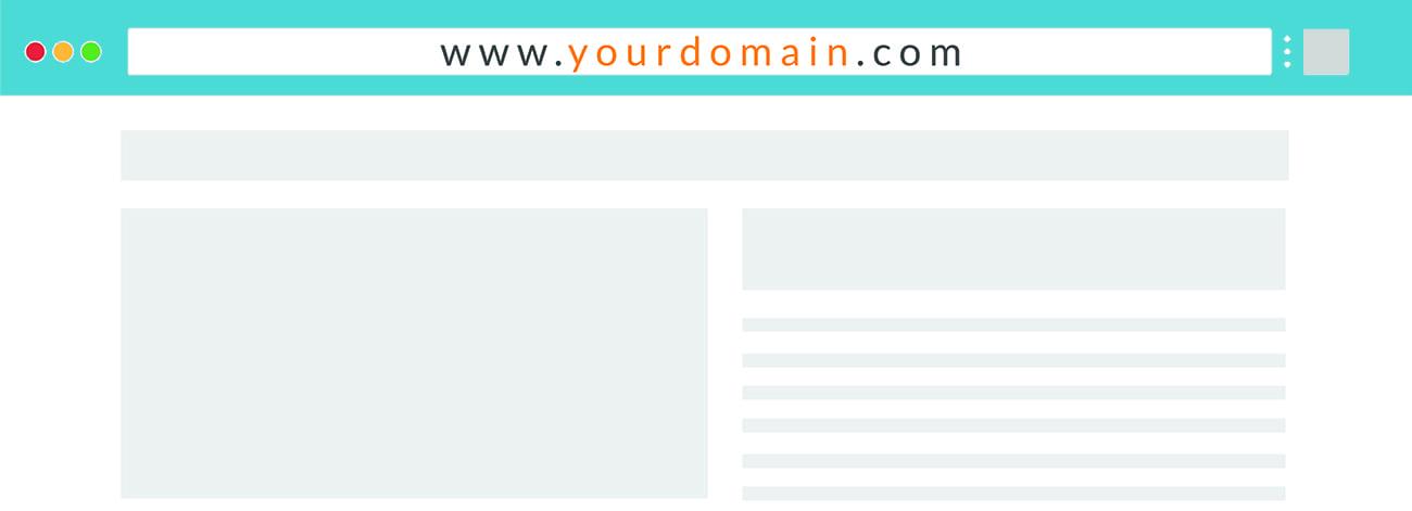 Picking your WordPress website domain name