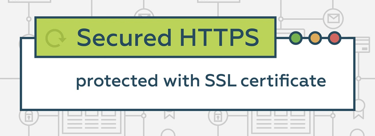 WordPress website secure SSL license