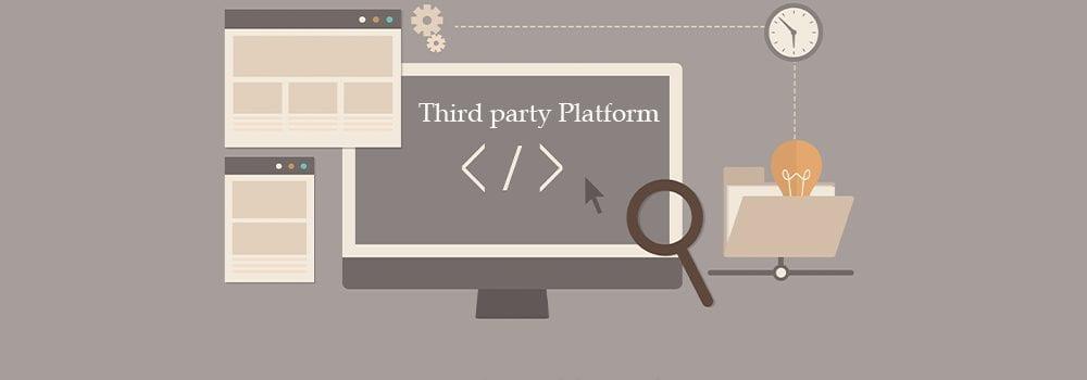 Third-party-platform