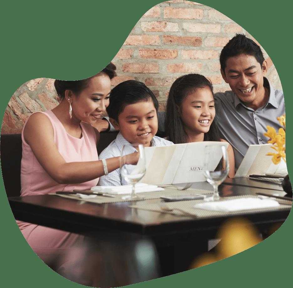 Family Restaurant Website Support