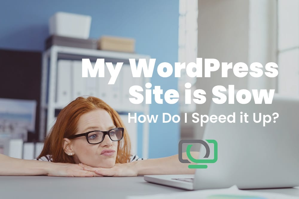 how to speed up a slow website