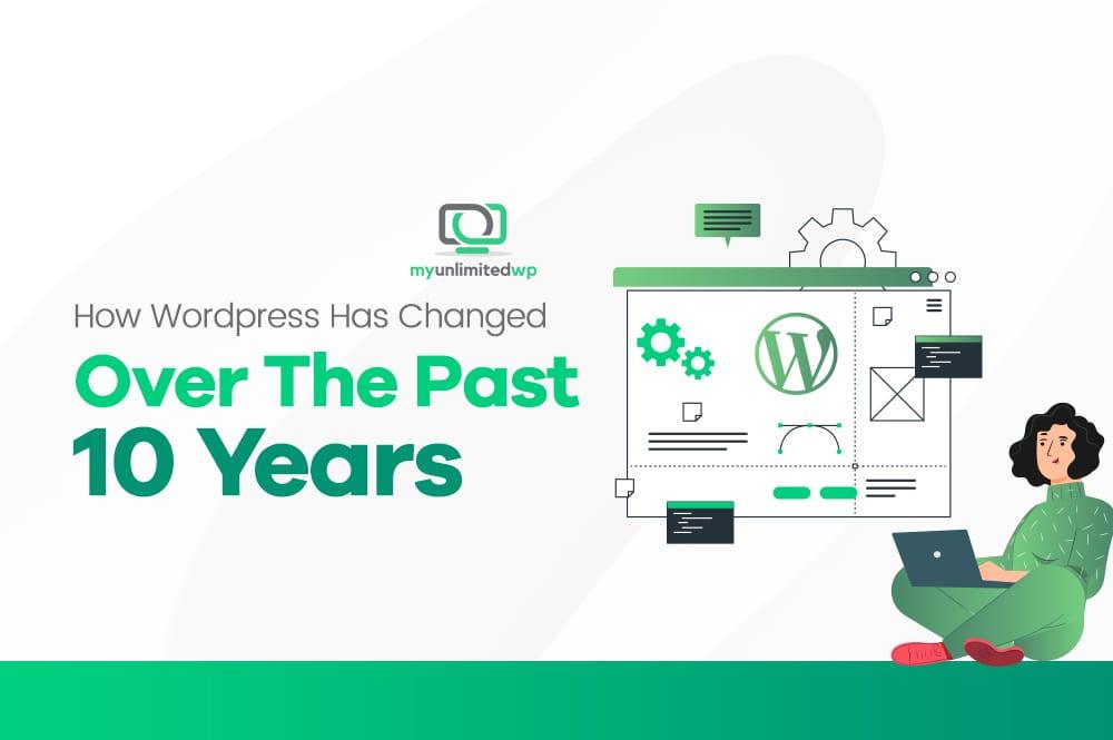 How Wordpress Has Changed