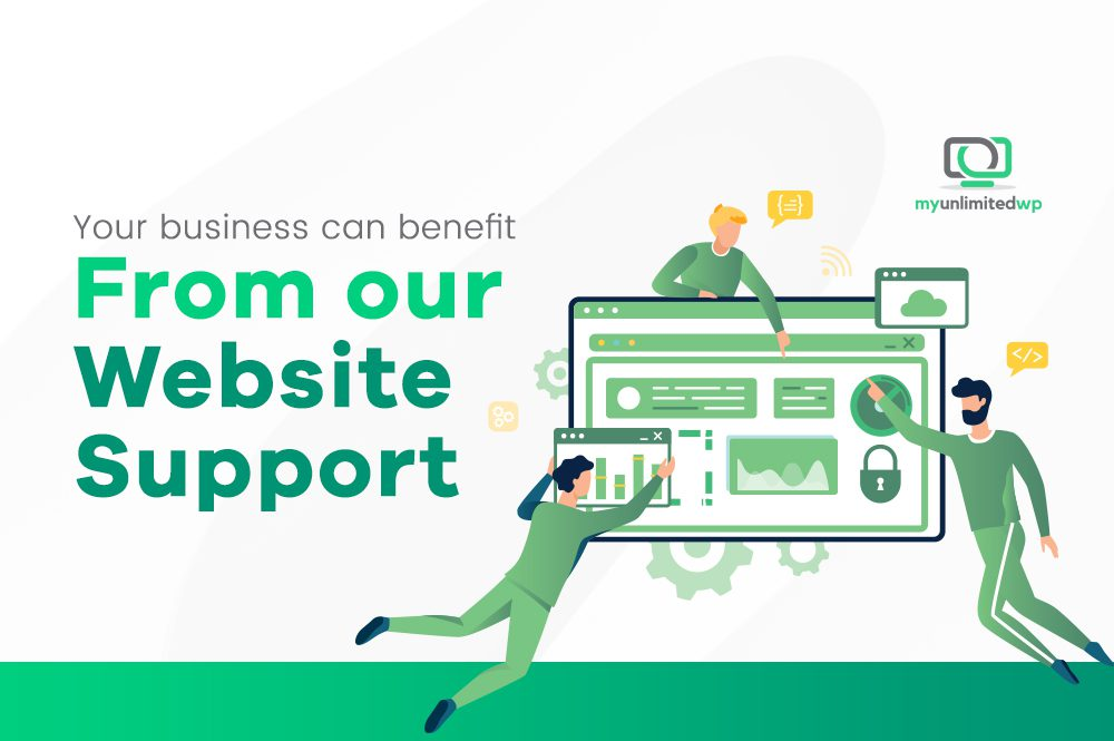 web support services